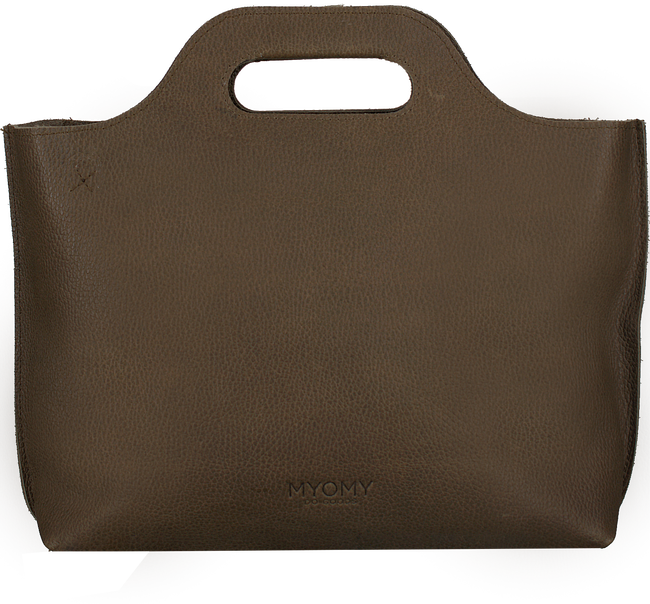 MYOMY HANDTAS CARRY HANDBAG - large