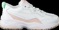 Witte PUMA Lage sneakers CILIA LUX  - medium