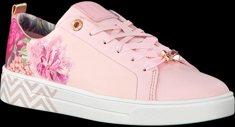 Licht Roze Schoenen : Roze ted baker sneakers kelleit omoda.nl