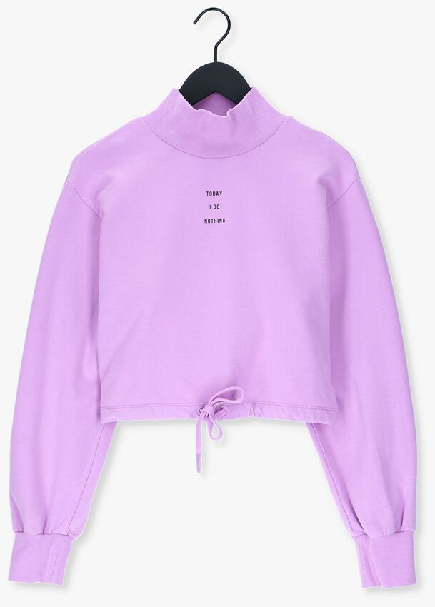 Roze PENN & INK Sweater W21F972  - larger