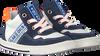 Blauwe DEVELAB Lage sneakers 41307  - small