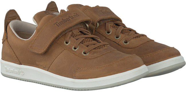 Cognac TIMBERLAND Sneakers COURT SIDE OXFORD  - large