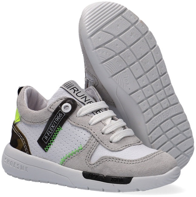 Witte SHOESME Lage sneakers RUN FLEX  - large