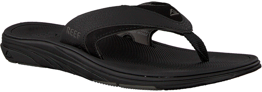 Zwarte REEF Slippers MODERN MEN  - larger