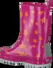Roze SHOESME Regenlaarzen RB7A092  - small