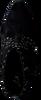 Zwarte LOLA CRUZ Enkellaarsjes BOTIN T.85 EN ANTE CON REMACHE  - small