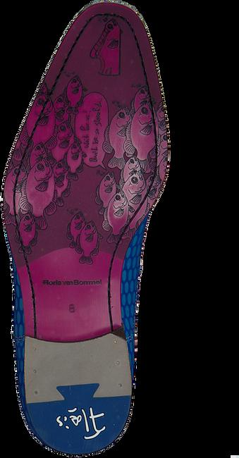 Blauwe FLORIS VAN BOMMEL Nette schoenen FLORIS VAN BOMMEL 14157  - large
