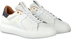 Witte GROTESQUE Sneakers LUNA 3-A  - small