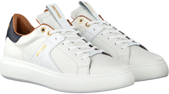 Witte GROTESQUE Sneakers LUNA 3-A  - large