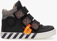 Zwarte SHOESME Hoge sneaker UR21W043  - medium