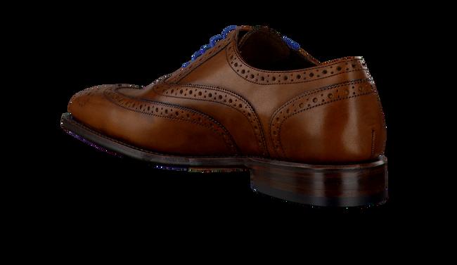 Cognac FLORIS VAN BOMMEL Nette schoenen 19470  - large
