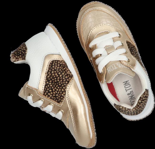 Gouden TON & TON Lage sneakers IZA  - large