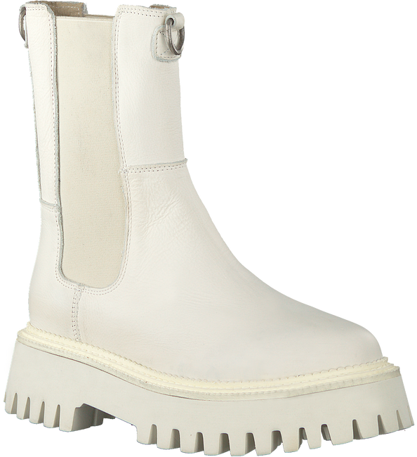 Witte BRONX Chelsea boots GROOV-Y 47268  - large