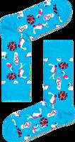 Blauwe HAPPY SOCKS Sokken PARK TURKOS SOCK  - medium