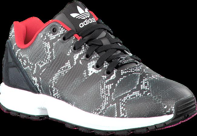 Zwarte ADIDAS Sneakers ZX FLUX DAMES  - large