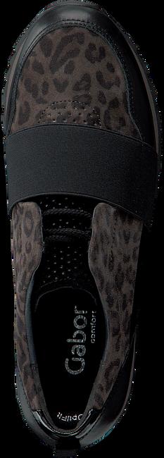 Zwarte GABOR Sneakers 376 - large