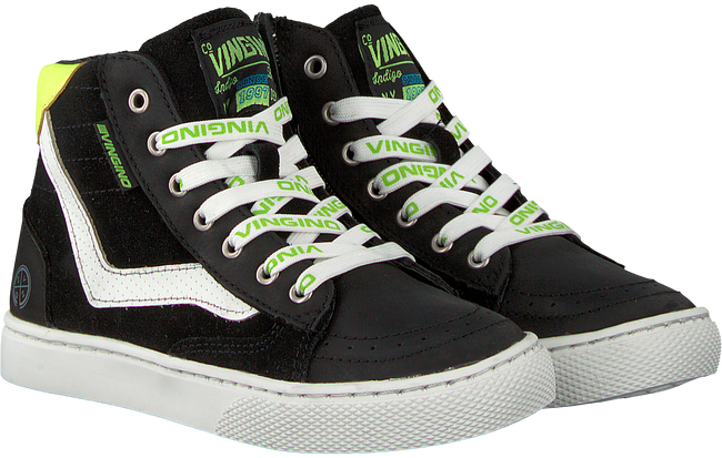 Zwarte VINGINO Sneakers MAR - large