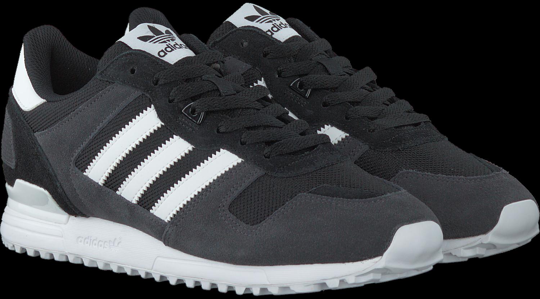 adidas zx 700 zwart leer