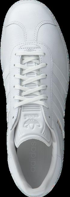Witte ADIDAS Sneakers GAZELLE HEREN  - large