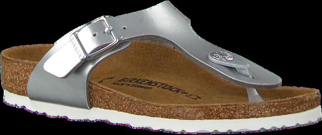 Zilveren BIRKENSTOCK Slippers GIZEH - large