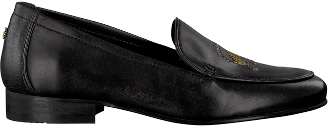 Zwarte FABIENNE CHAPOT Loafers HAYLEY LOAFER MONKEY TROUBLE - large
