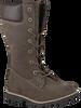 Bruine TIMBERLAND Lange laarzen 83982  - small