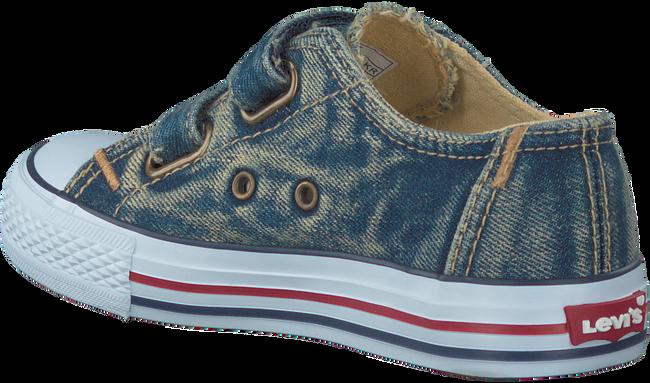 Blauwe LEVI'S Sneakers ORIGINAL R TAB VELCRO KIDS  - large