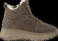 Taupe COPENHAGEN STUDIOS Hoge sneaker CPH50  - medium
