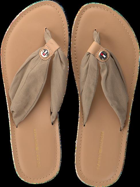 Beige TOMMY HILFIGER Slippers BEACH SANDAL - large