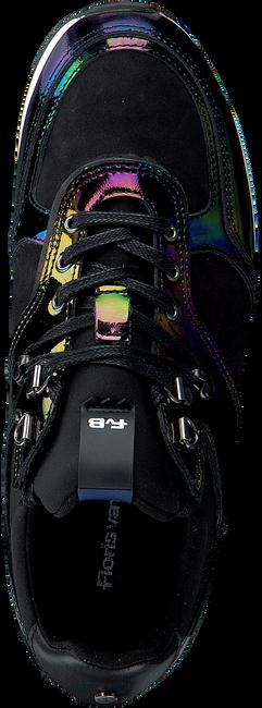 Zwarte FLORIS VAN BOMMEL Sneakers 85278  - large