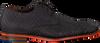 Grijze FLORIS VAN BOMMEL Nette schoenen 18077 - small