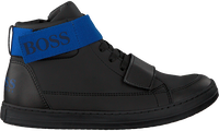Zwarte BOSS KIDS Hoge sneaker J29230 - medium