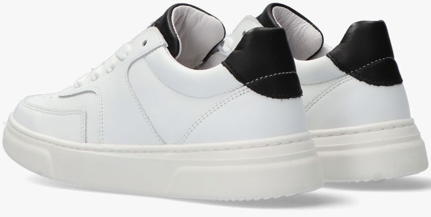 Witte HIP Lage sneakers H1706  - larger