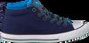 Blauwe CONVERSE Sneakers CTAS STREET MID  - small