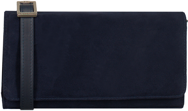 Blauwe PETER KAISER Clutch LANELLE - large