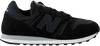 Zwarte NEW BALANCE Sneakers WL373 DAMES - small