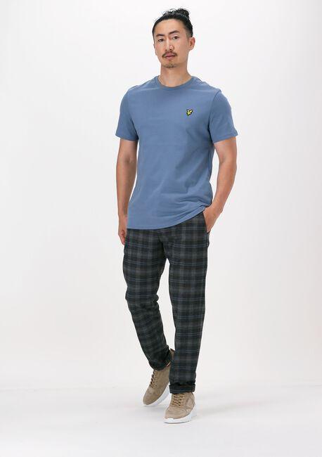 Grijze LYLE & SCOTT T-shirt PLAIN T-SHIRT - large