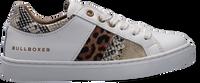Witte BULLBOXER Lage sneakers AHM031E5L  - medium