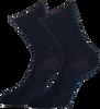 Blauwe MARCMARCS Sokken HILARY COTTON - small