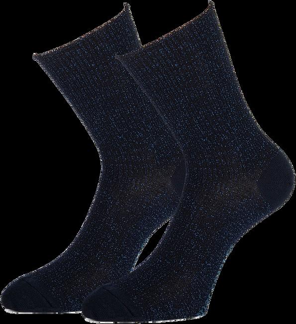 Blauwe MARCMARCS Sokken HILARY COTTON - large