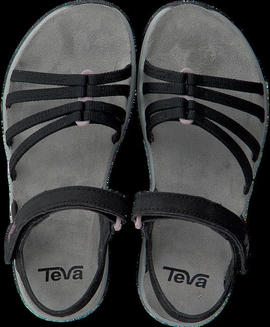 Zwarte TEVA Sandalen W ELZADA SANDAL  - large