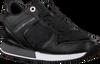 Zwarte TOMMY HILFIGER Lage sneakers DRESSY WEDGE  - small