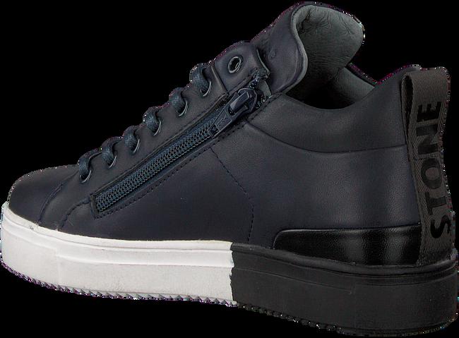 Blauwe BLACKSTONE Sneakers SK53  - large