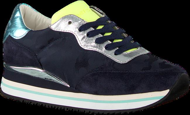 Blauwe CRIME LONDON Sneakers DYNAMIC  - large