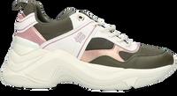 Groene TOMMY HILFIGER Lage sneakers FASHION WEDGE  - medium