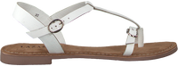 Witte LAZAMANI Sandalen 75.501  - medium