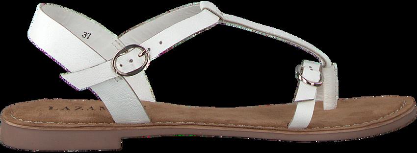 Witte LAZAMANI Sandalen 75.501  - larger