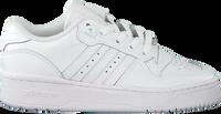Witte ADIDAS Sneakers RIVALRY LOW J  - medium
