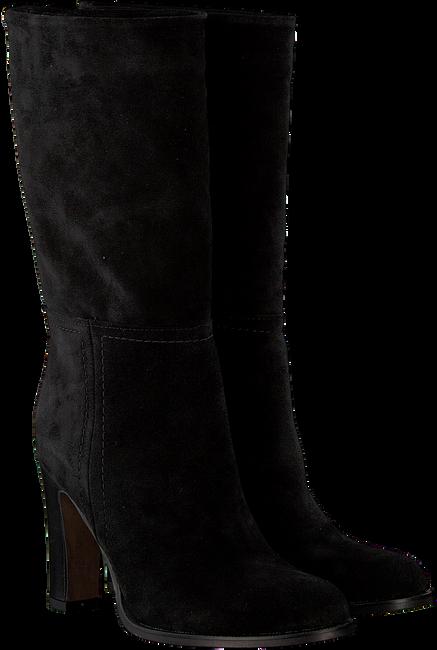 Zwarte NOTRE-V Lange laarzen AH70  - large