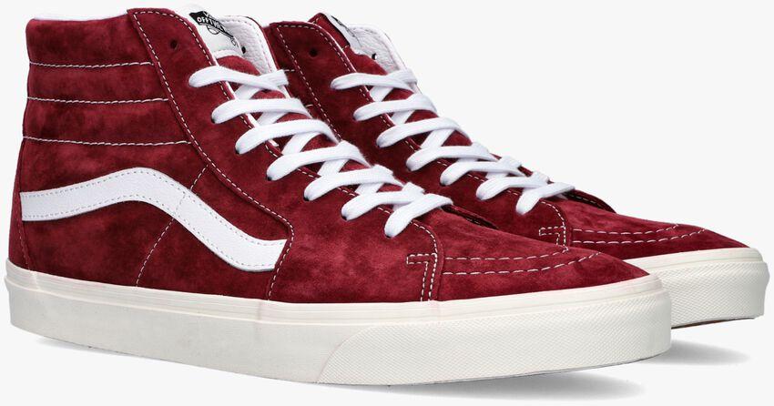 Rode VANS Hoge sneaker UA SK8-HI HEREN  - larger